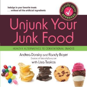 Book Review: Unjunk Your Junk Food