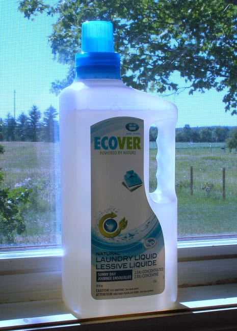 Review: Ecover Laundry Soap