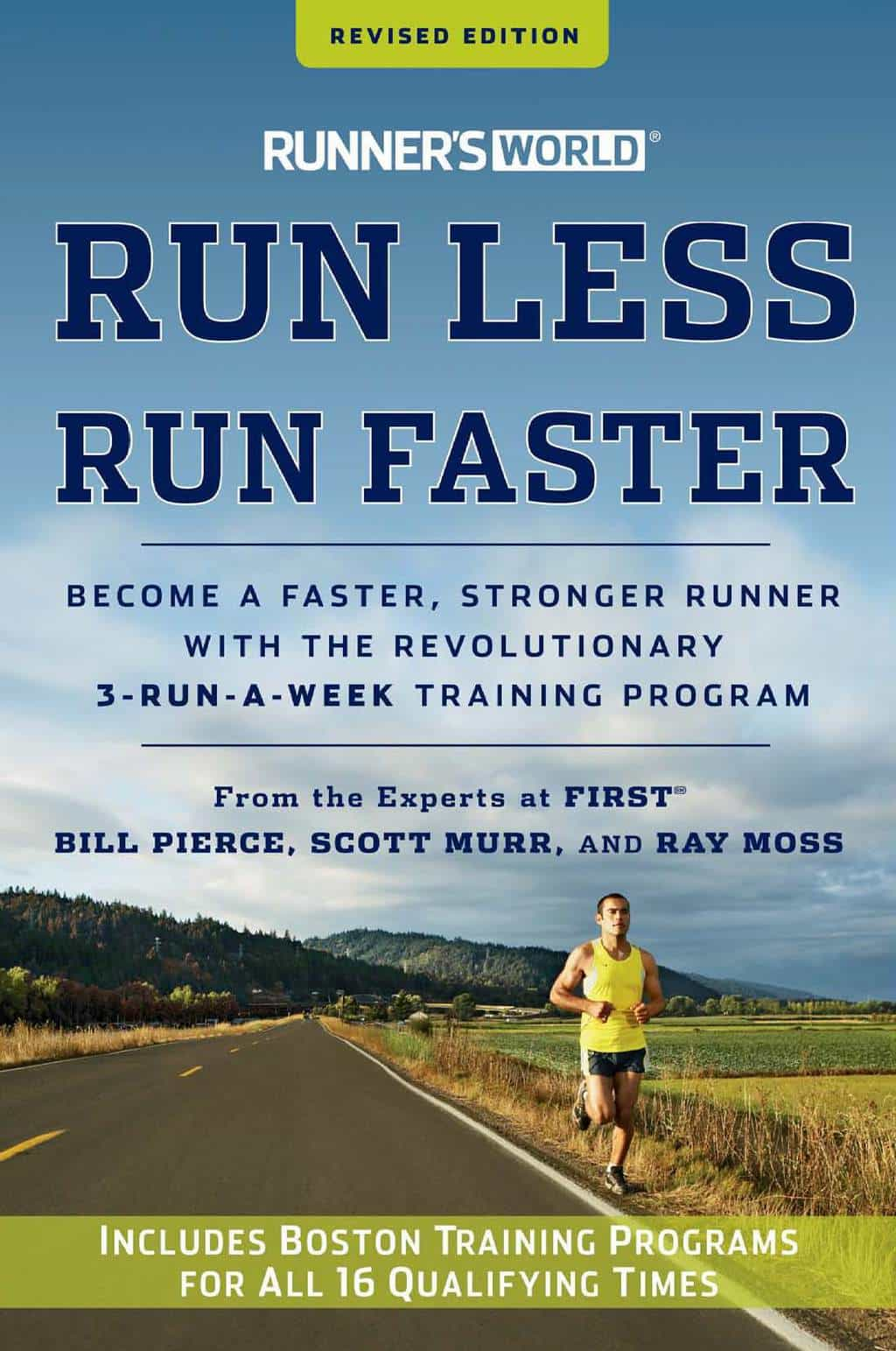 Run Less Run Faster - Bacon and Whipped Cream