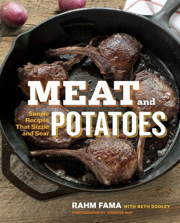 Book Review - Meat & Potatoes - Bacon @ Whipped cream