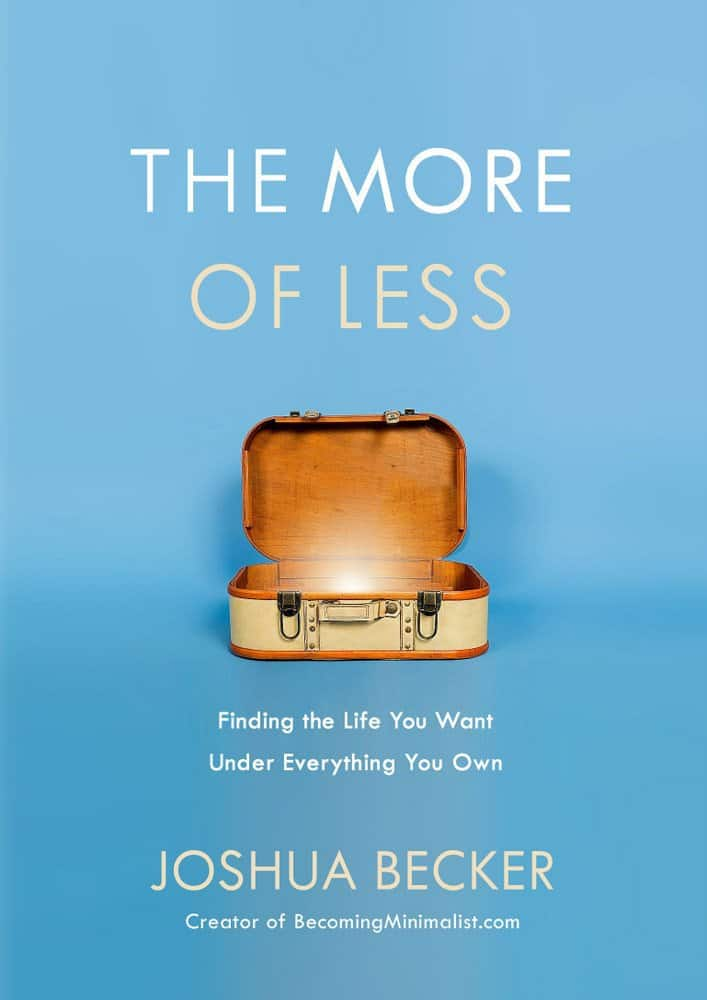 Book Review:  The More of Less