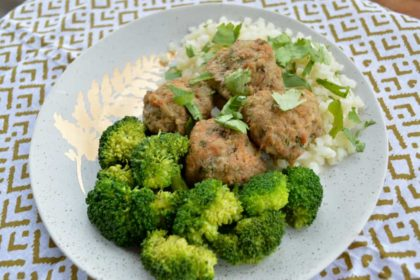 Thai Meatballs - Keto Quick Start