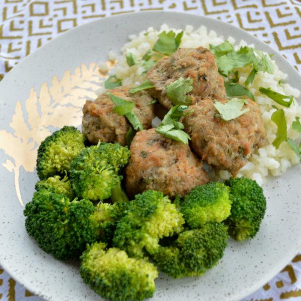 Thai Meatballs - Keto Quick Start