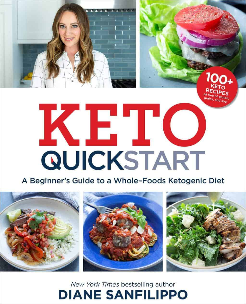 Keto Quick Start Book Review