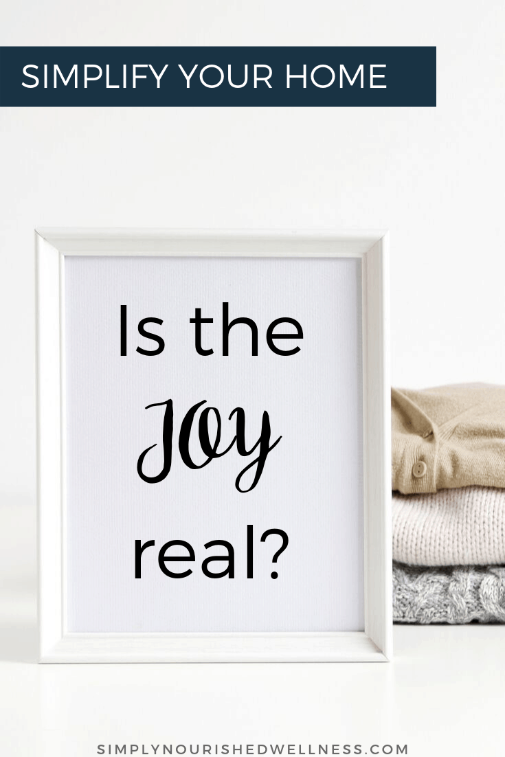 Is the joy real? - Simply Nourished Wellness