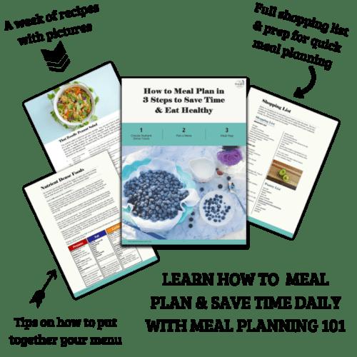Meal Plan E-Book